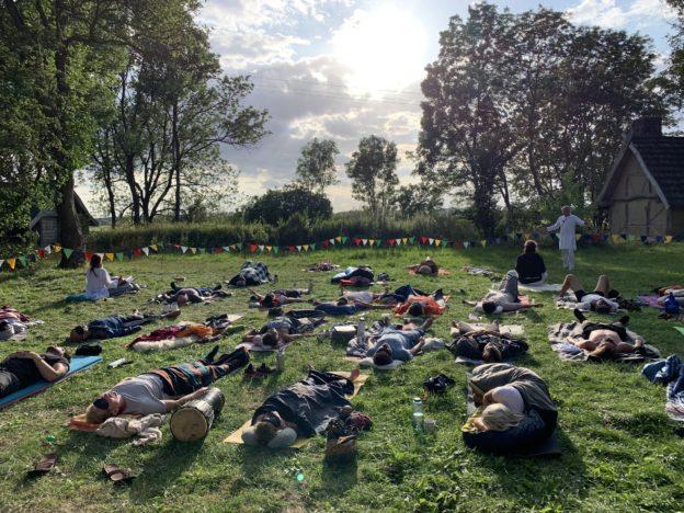 Breathwork Sommercamp 2019